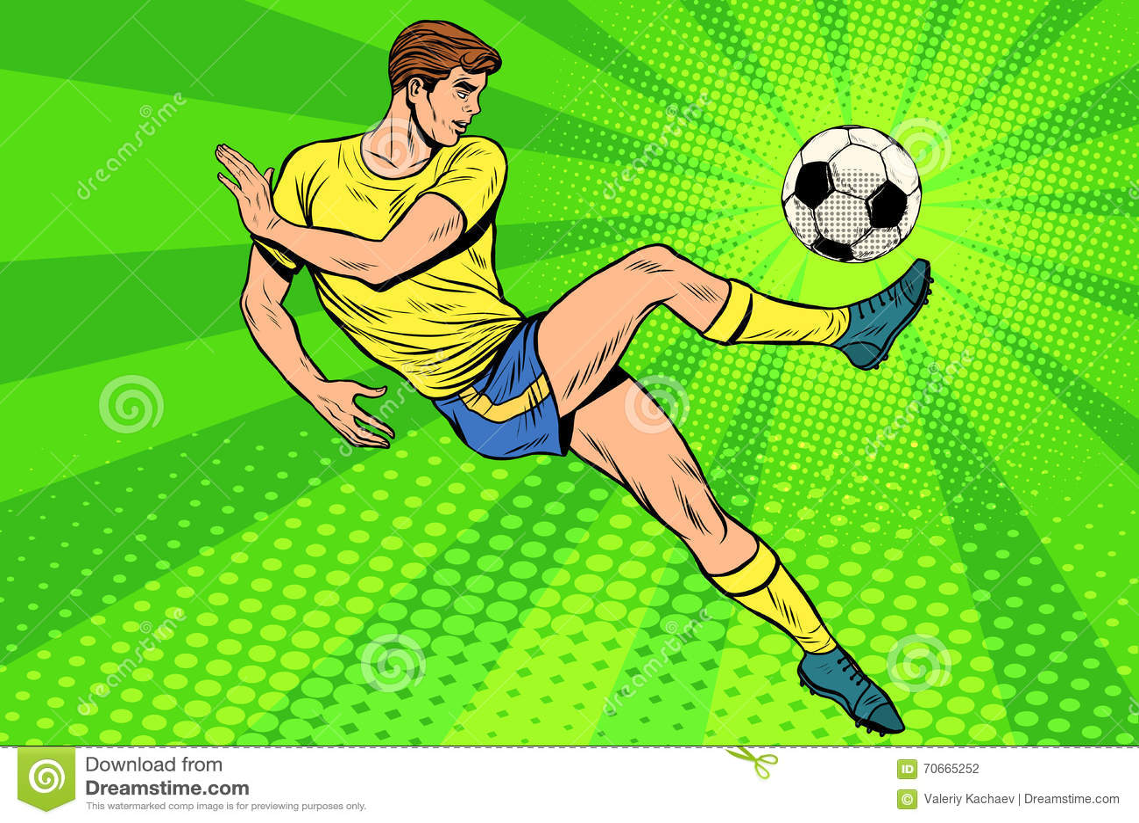 De voetbal heeft de spelen van de zomersporten van de voetbalbal