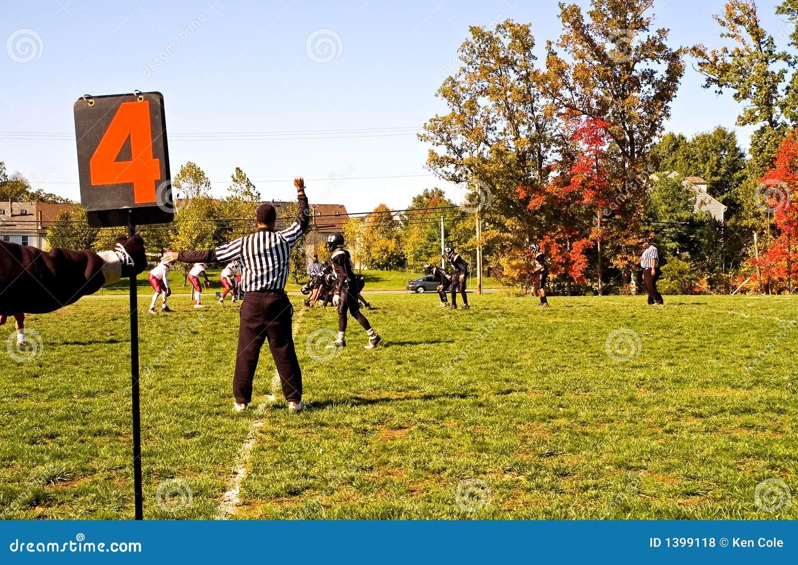 De Voetbal van de Liga van de jeugd - 3