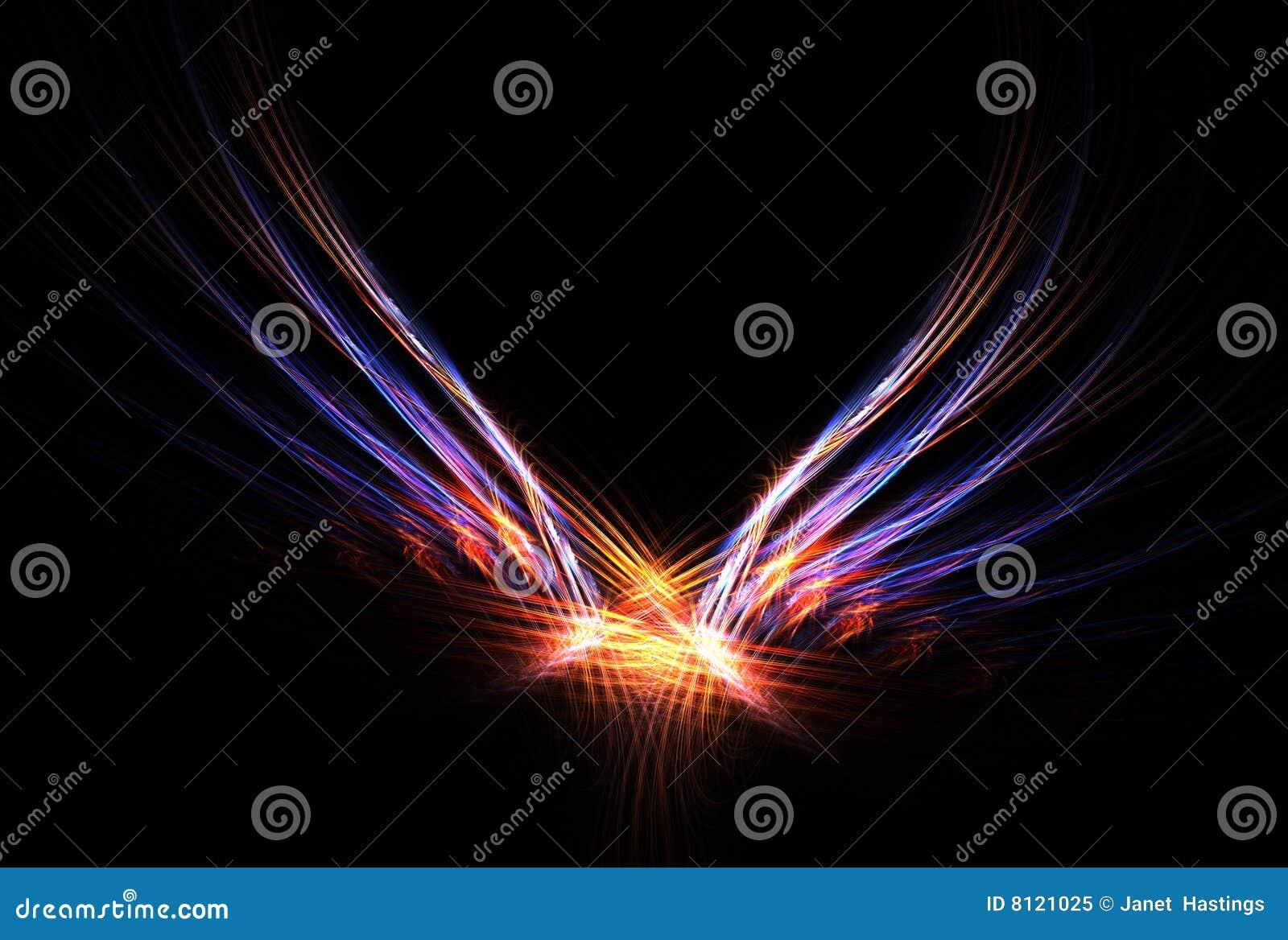 De Vogel van de Brand van Phoenix