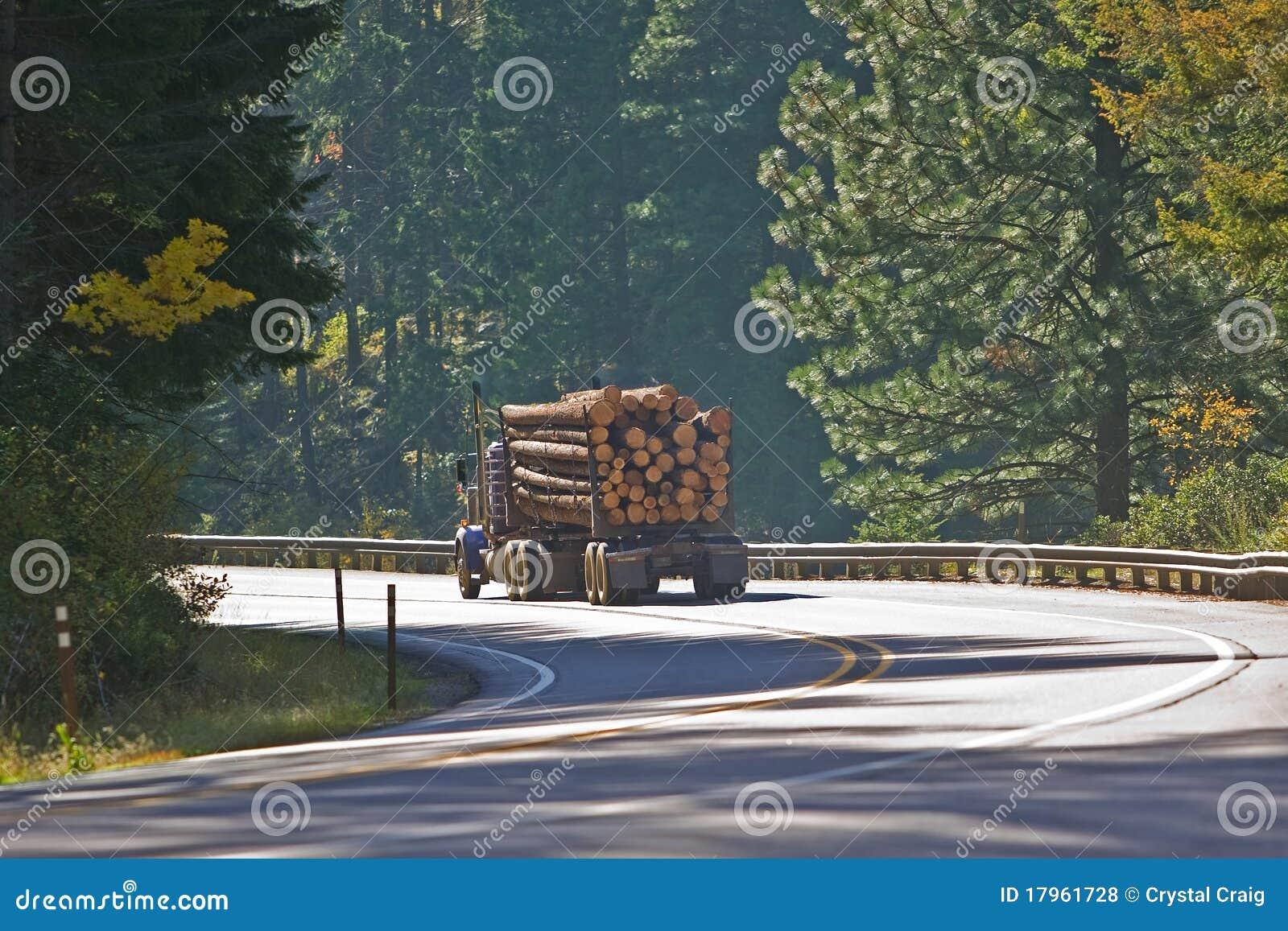 De volledige afstand van de Vrachtwagen van het registreren