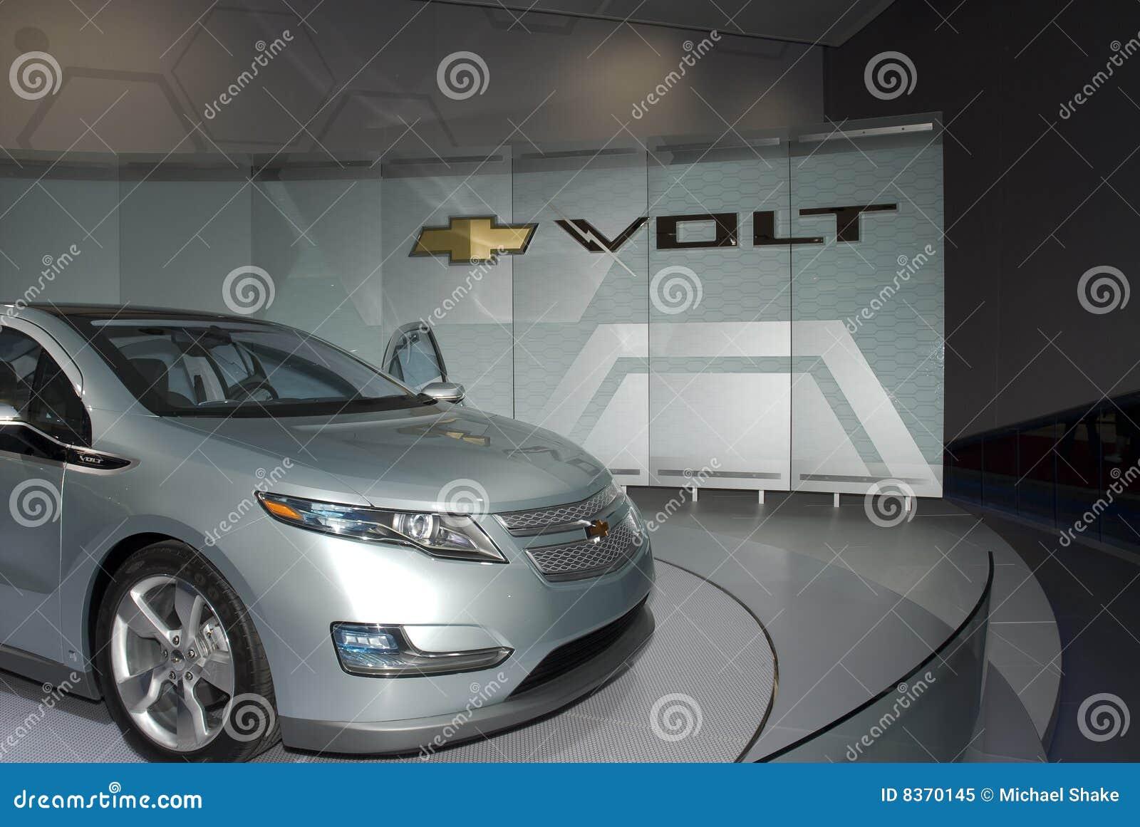 De Volt van Chevrolet