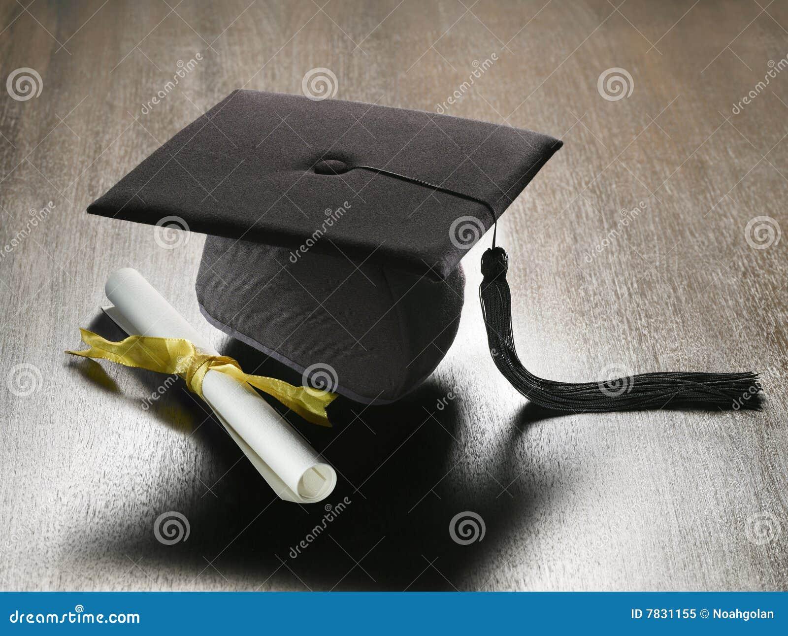 De Voorwerpen van de graduatie