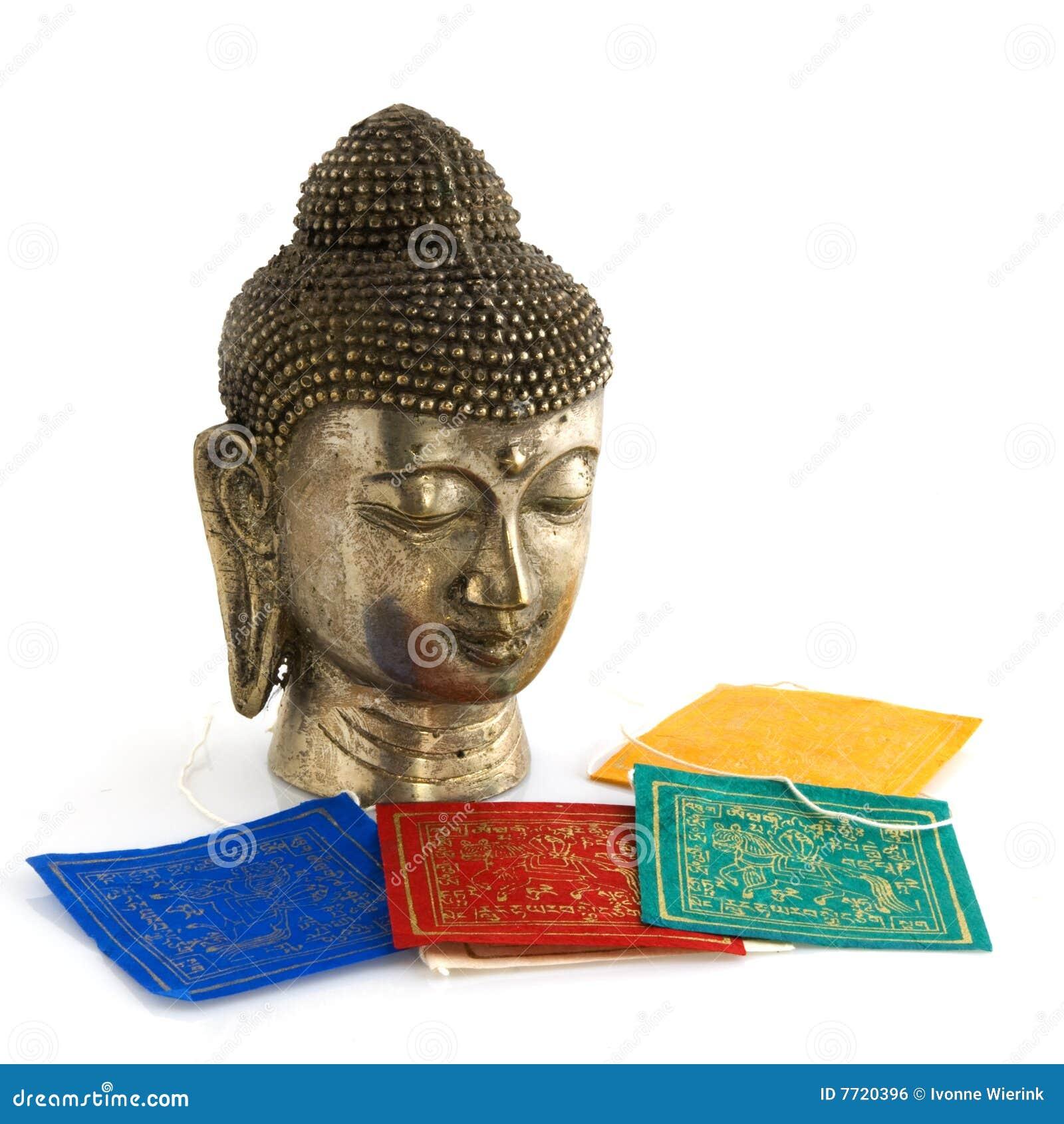 De voorwerpen van het boeddhisme