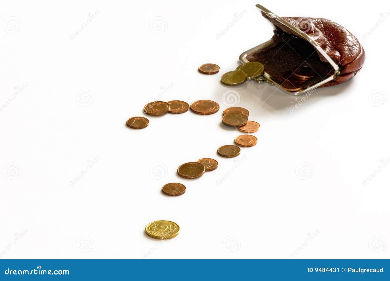 De vraag van het geld
