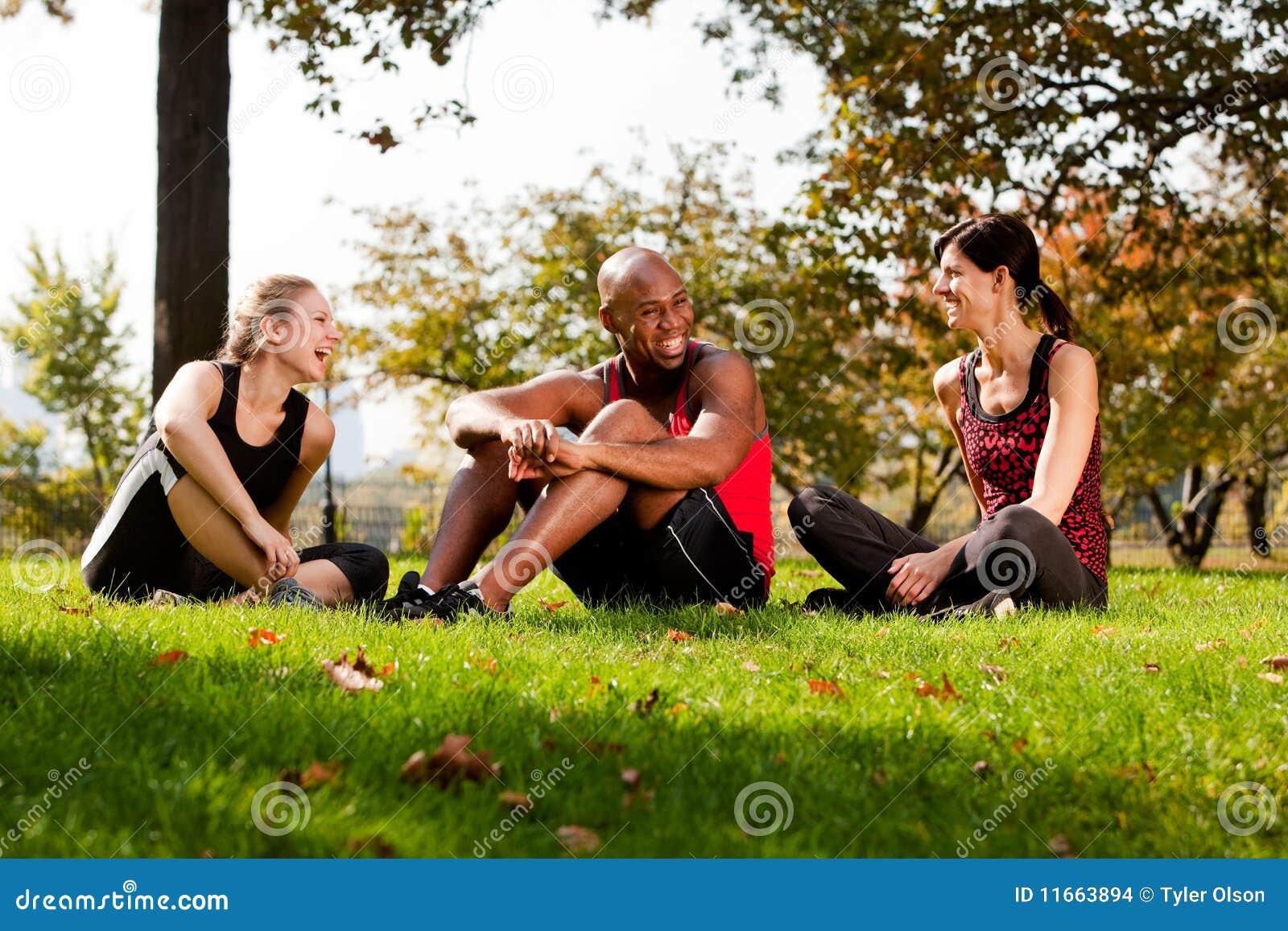 De Vrienden van het park