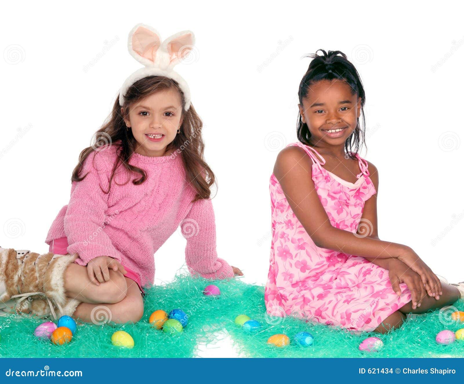 De vrienden van Pasen