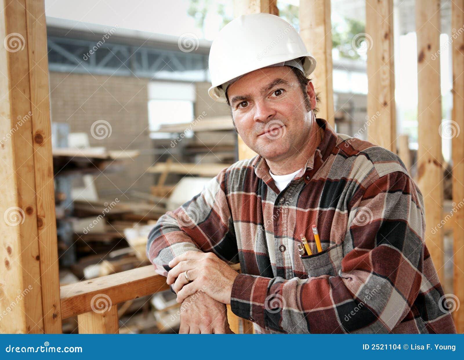 De Vrije tijd van de bouwvakker
