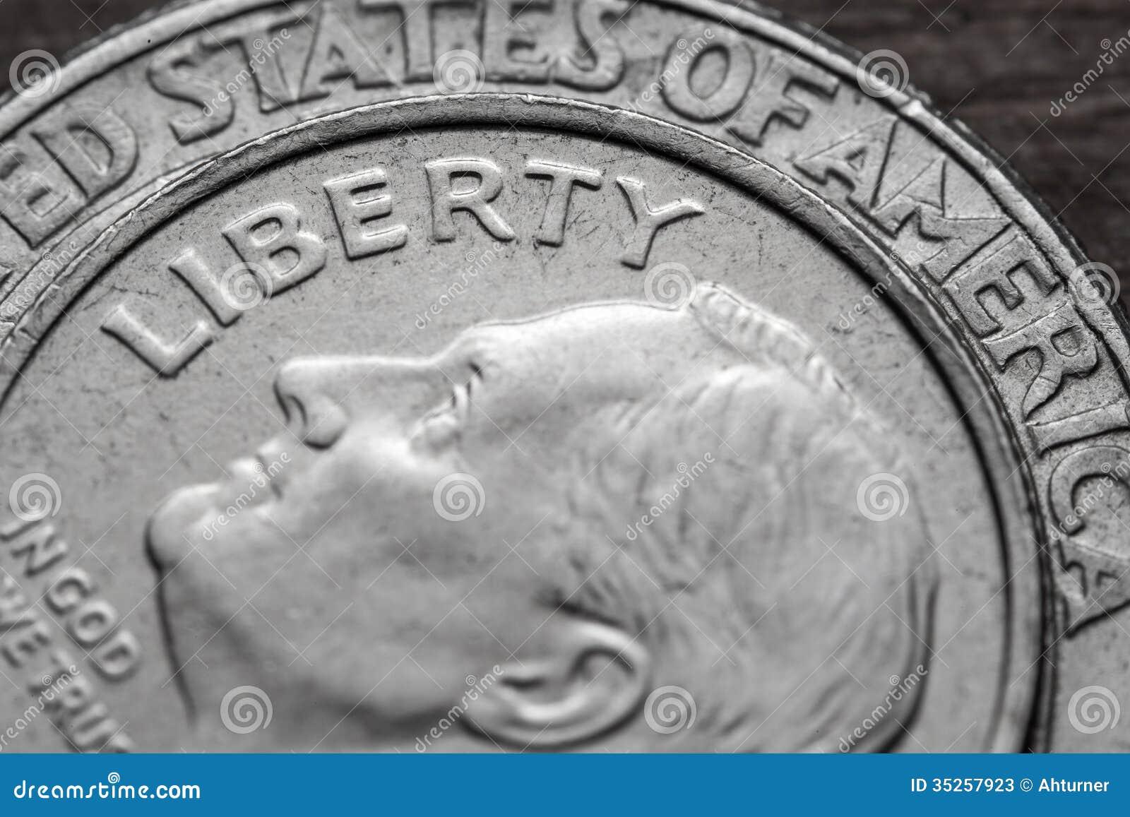 De vrijheid wordt gevonden in Amerika