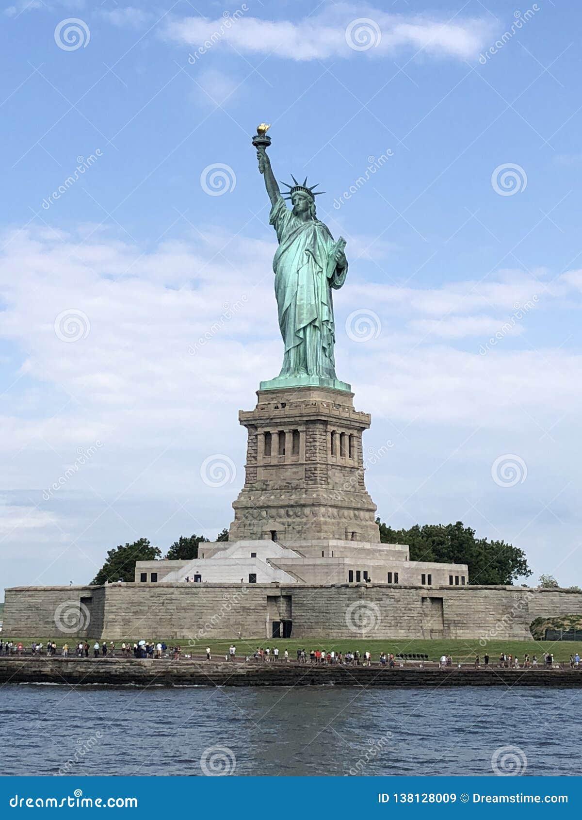 De Vrijheidsstad van New York