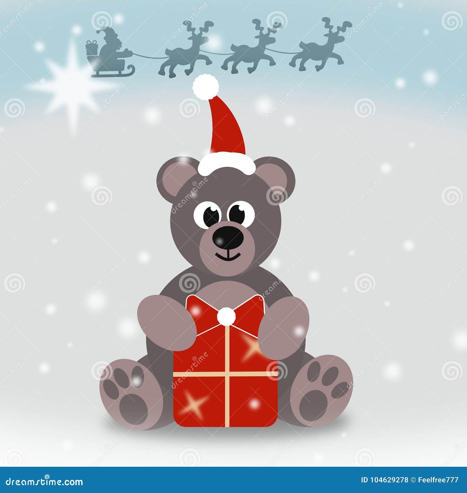 Download De Vrolijke Kaart Van De Kerstmisgroet Stock Foto - Afbeelding bestaande uit geld, gouden: 104629278