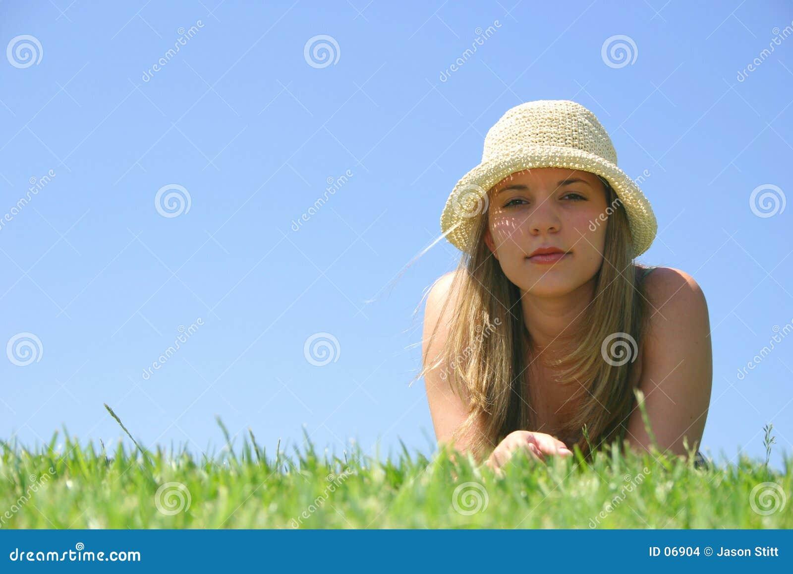 De Vrouw van de hoed