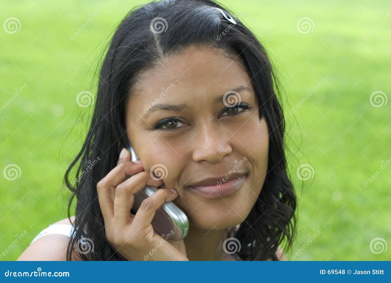 De Vrouw van de telefoon