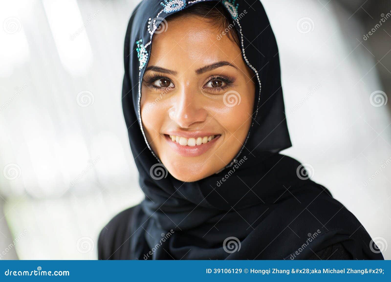 De vrouw van het Middenoosten
