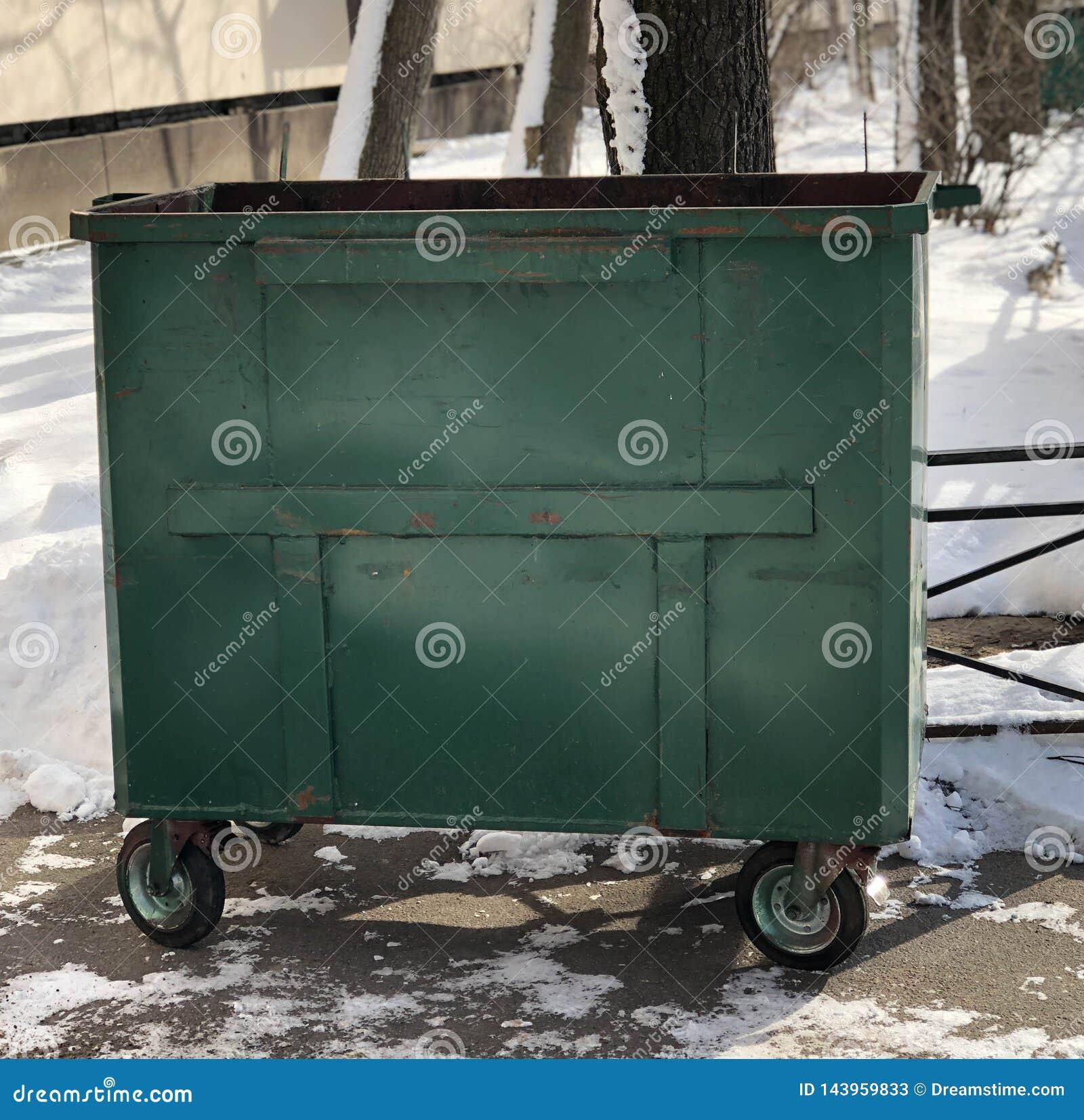 De vuilnisbak