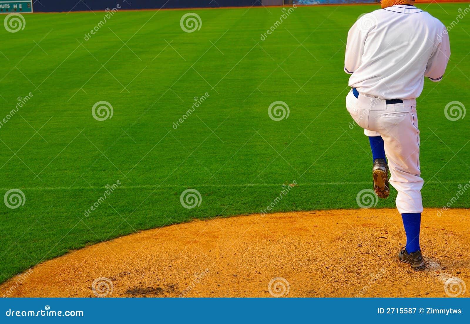 De waterkruik van het honkbal