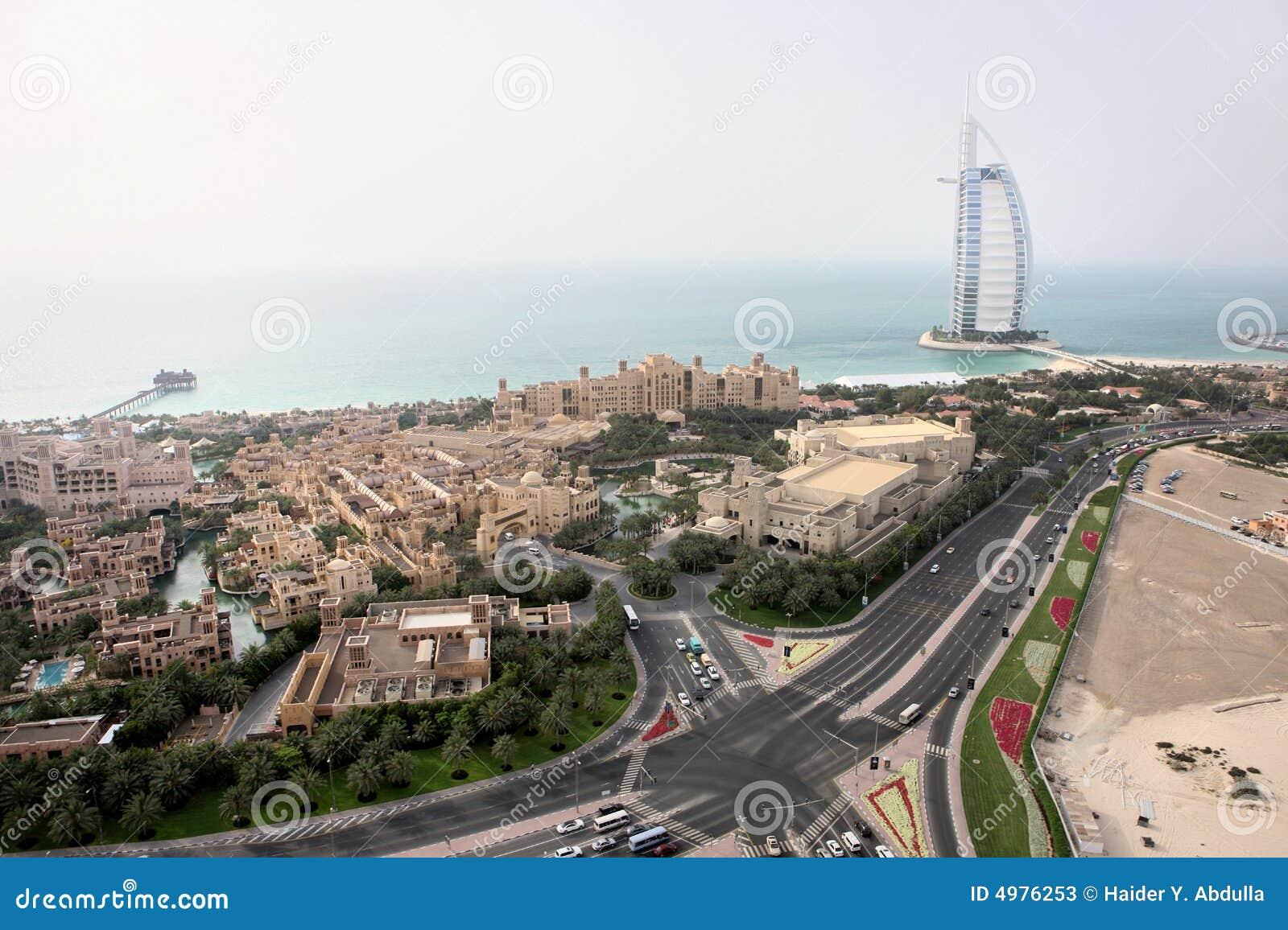De Weg van het Strand van Jumeirah