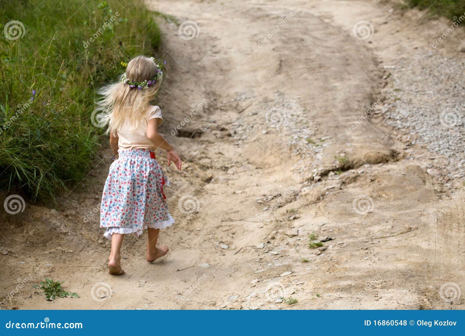 De weg van kinderjaren