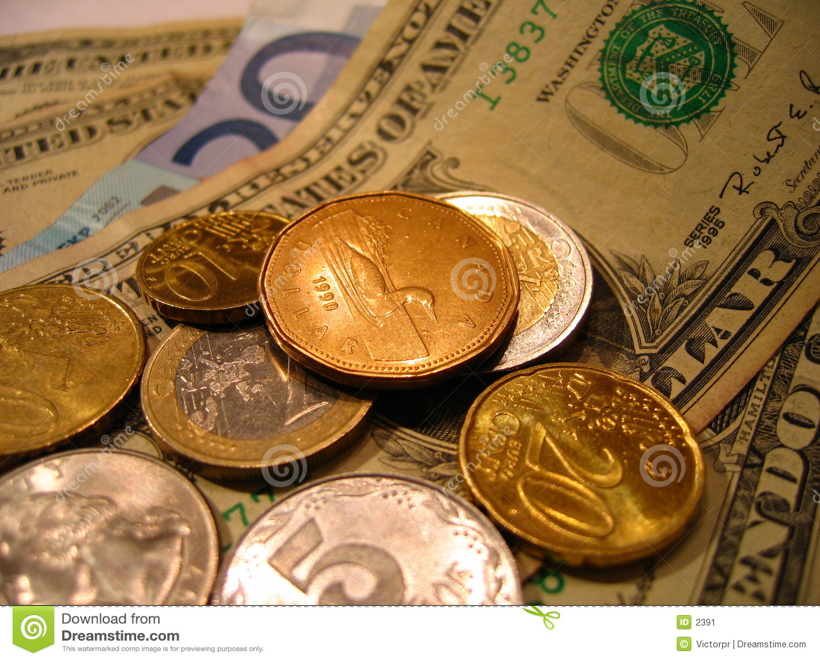 De wereld van geld