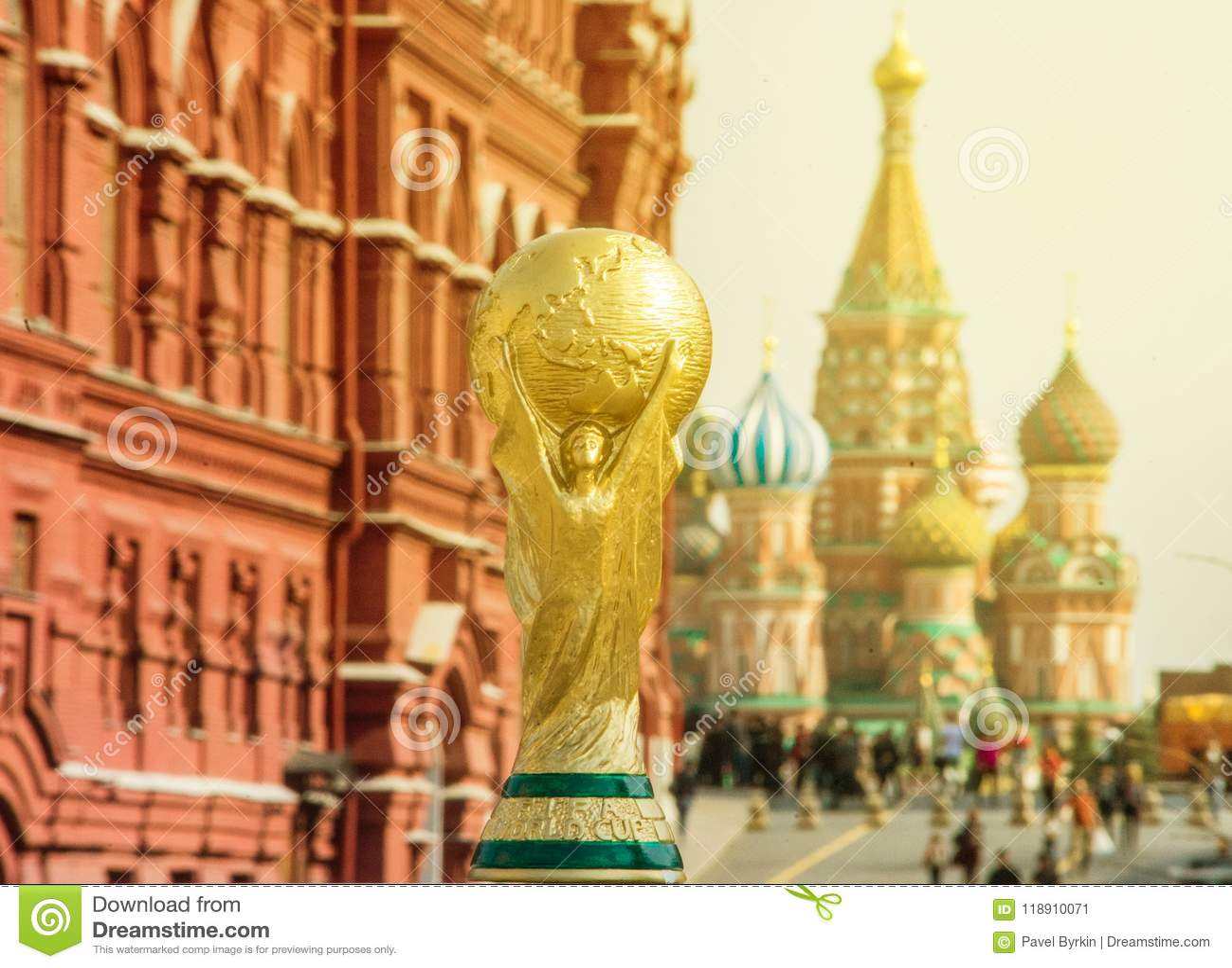 De Wereldbeker van FIFA