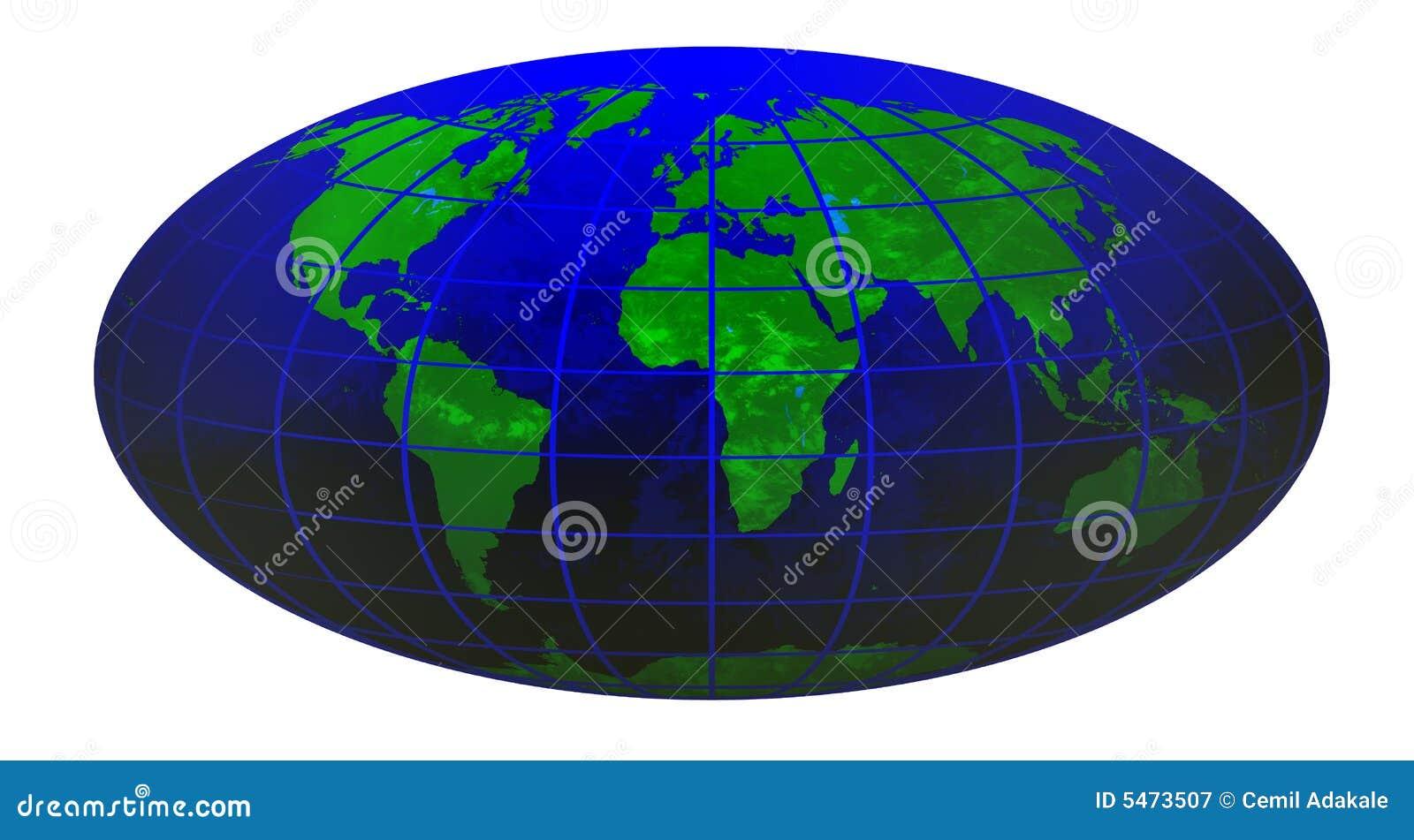De wereldbol 1 van de streep royalty vrije stock fotografie afbeelding 5473507 - Salontafel herbergt de wereld ...
