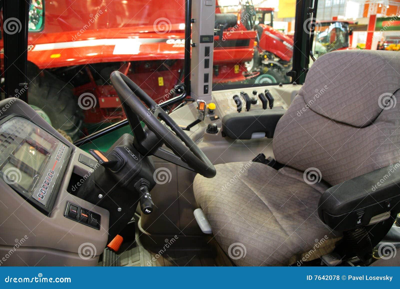 De werkplaats van combineert bestuurder