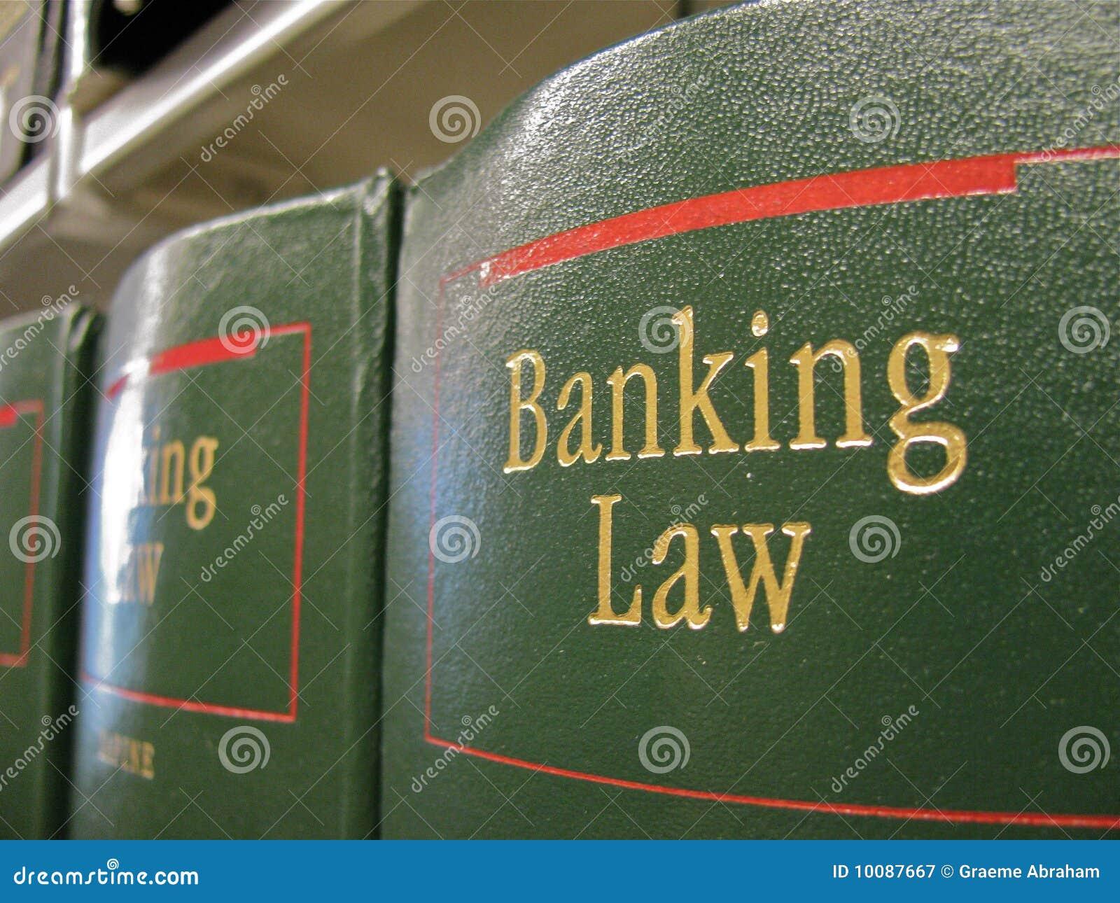 De Wet van het bankwezen