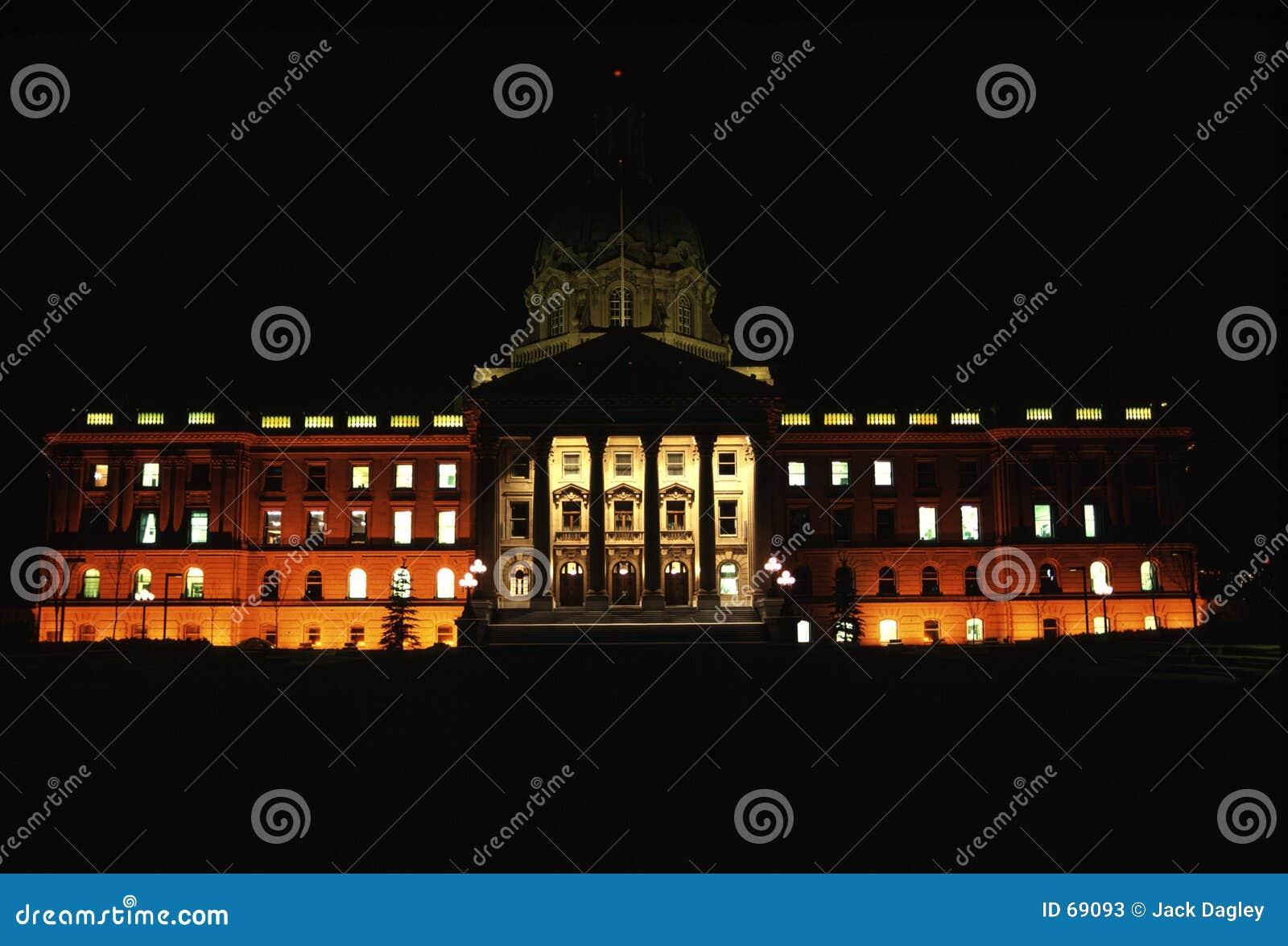 De Wetgevende Bouw van Alberta