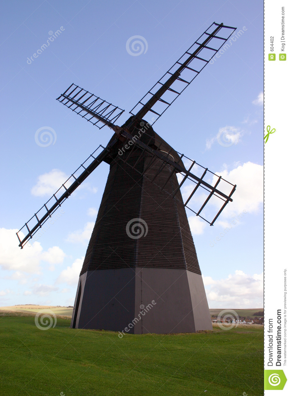 De Windmolen van Rottingdean