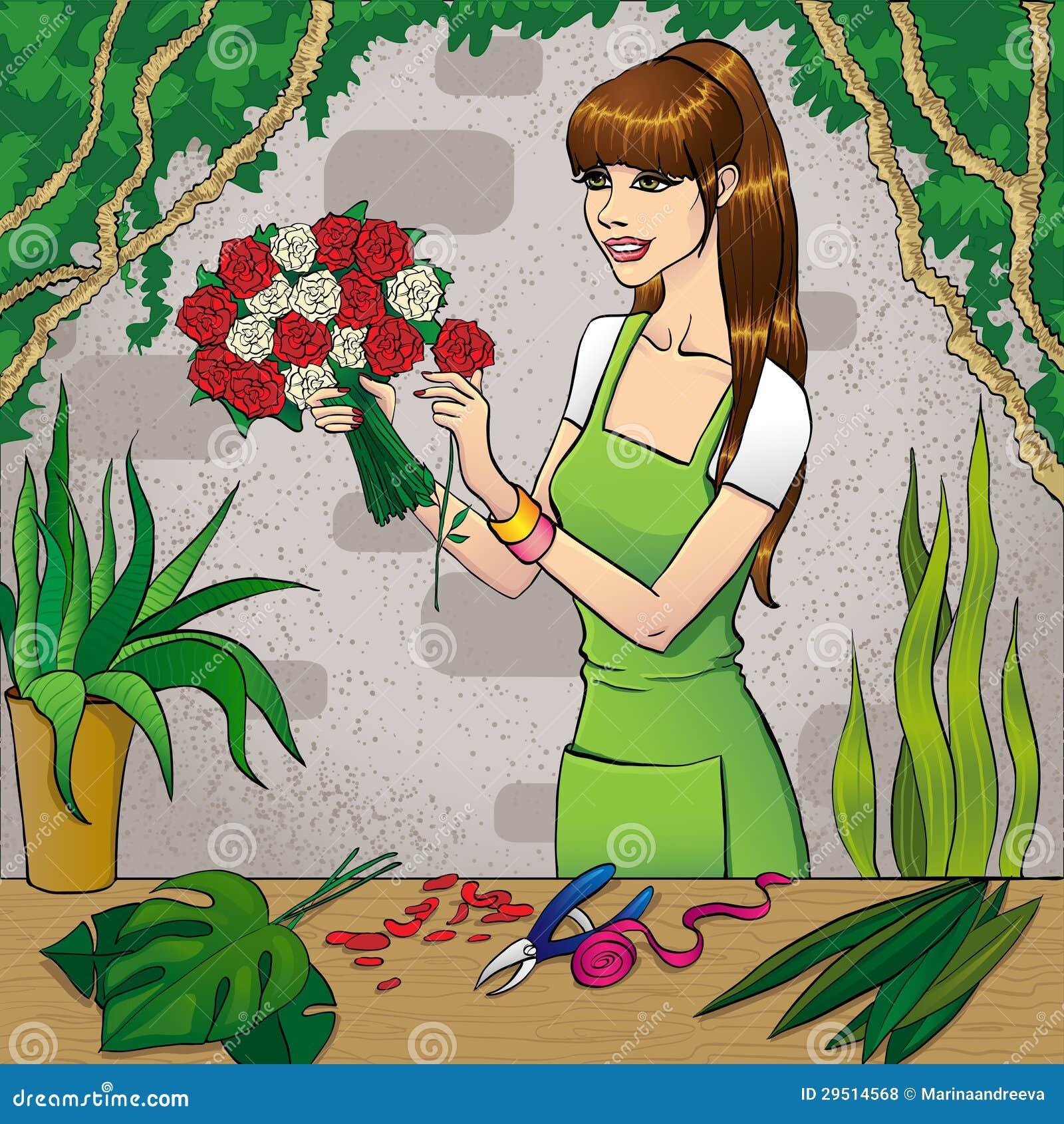 De Winkel van de bloem