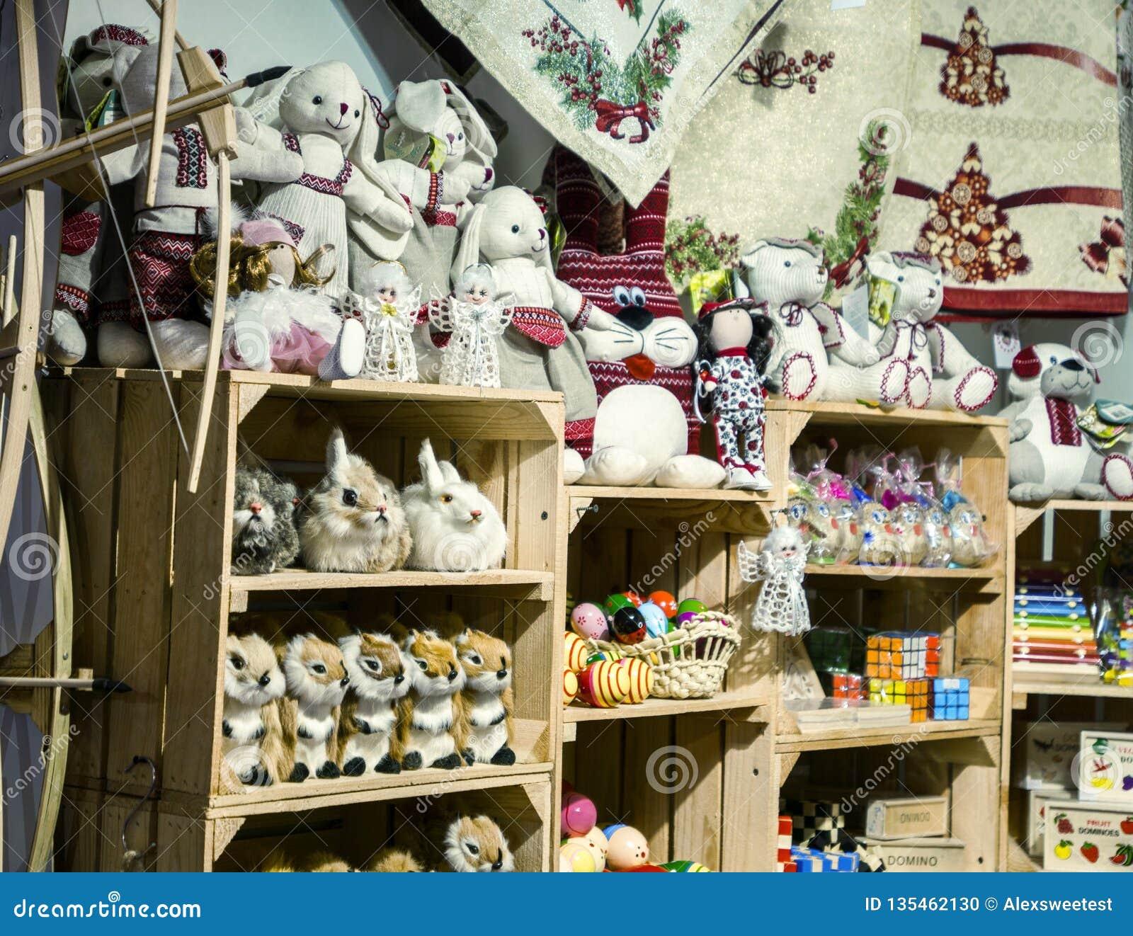 De winkel van de Kerstmisherinnering