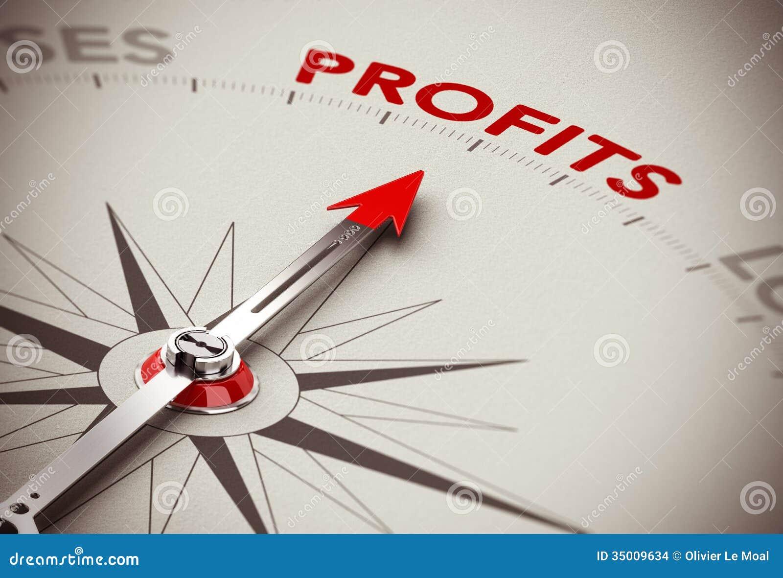 De winstengroei - maak Geld