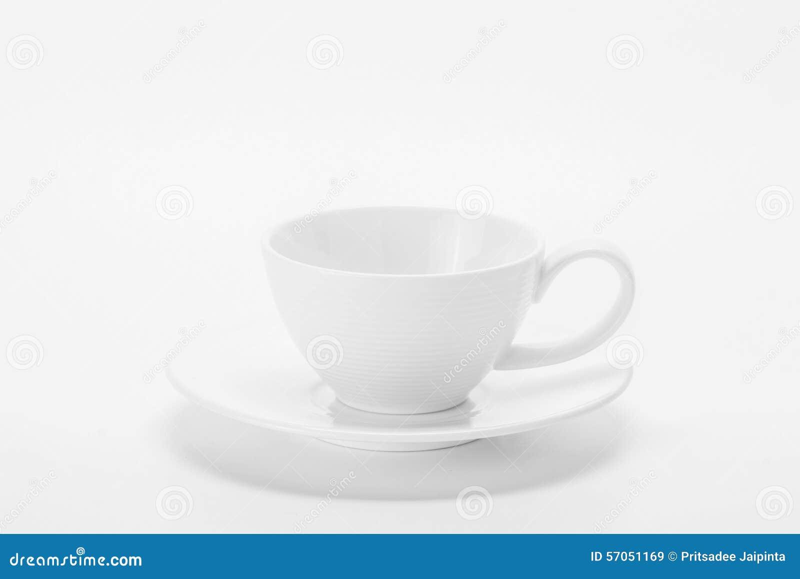 De witte Kop van de Koffie