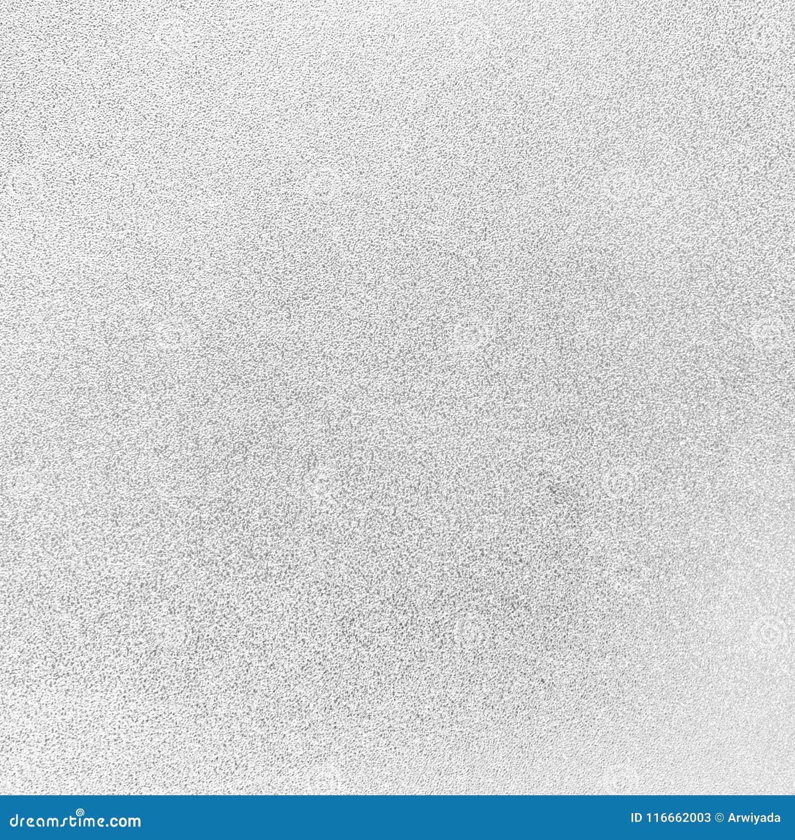 De witte Zilveren folietextuur als achtergrond schittert fonkeling voor christm