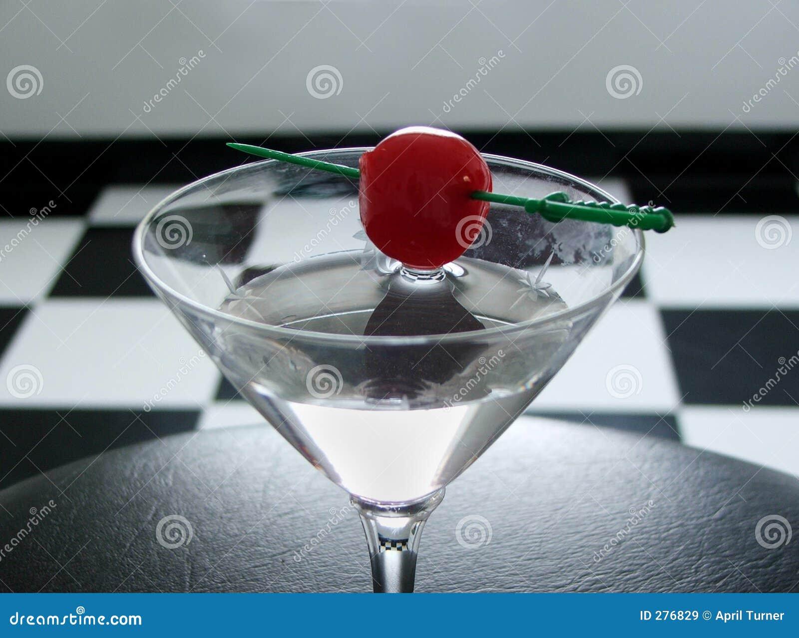 De wodka van de kers