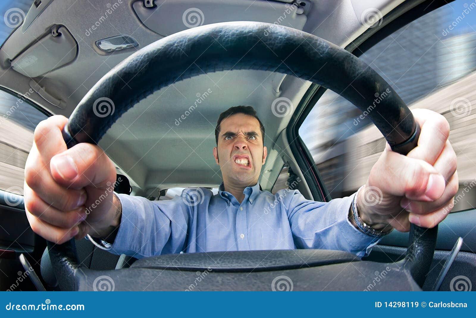 De woede van de weg (mannetje)