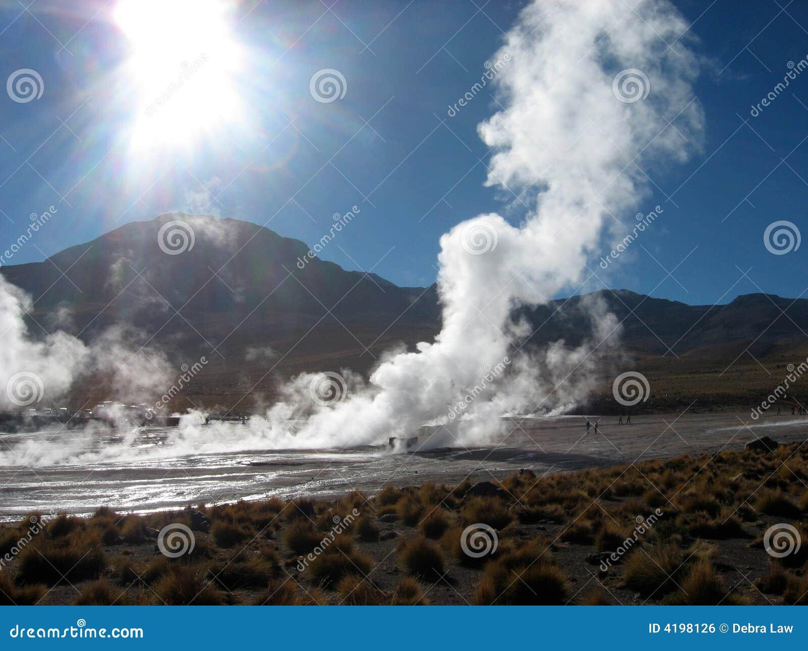 De Woestijn van Atacama, Chili