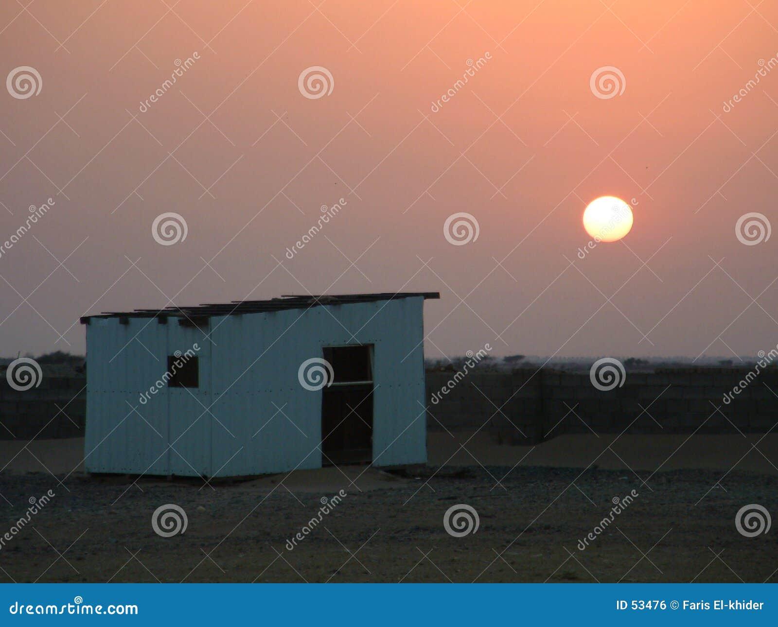 De woestijn van Dazzeling