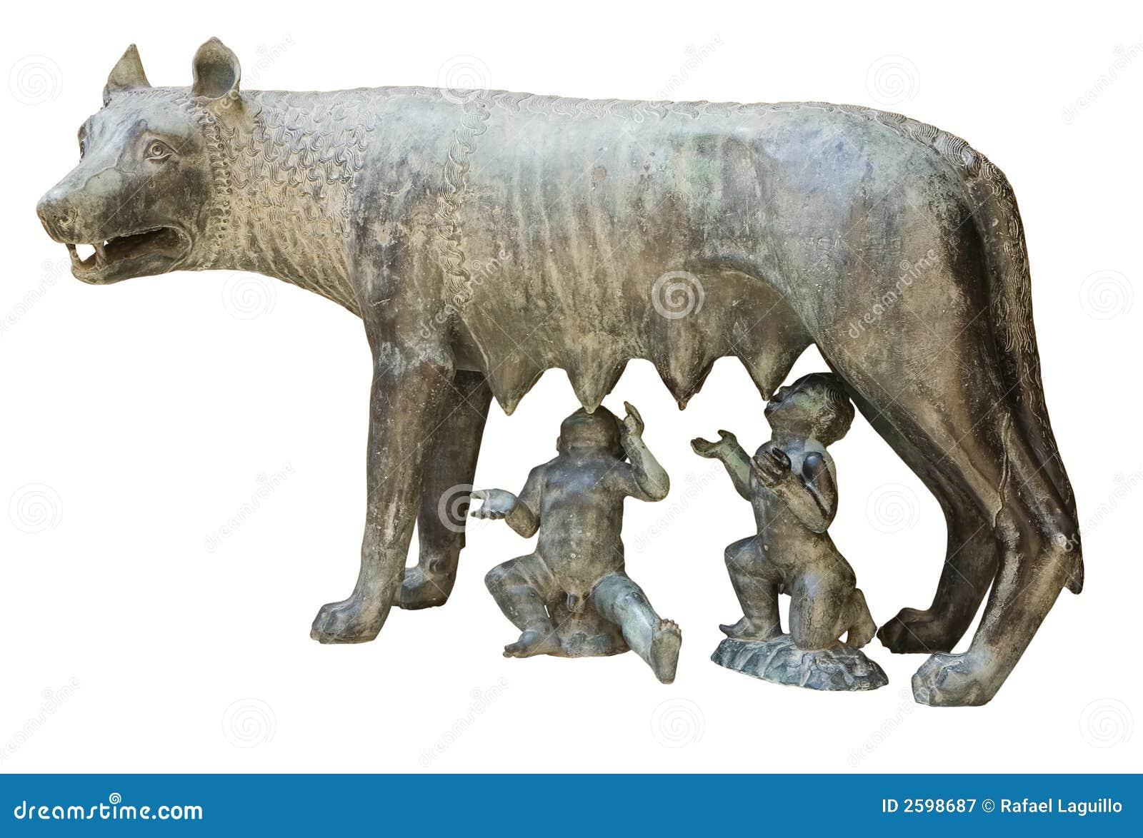 De wolf van Capitoline