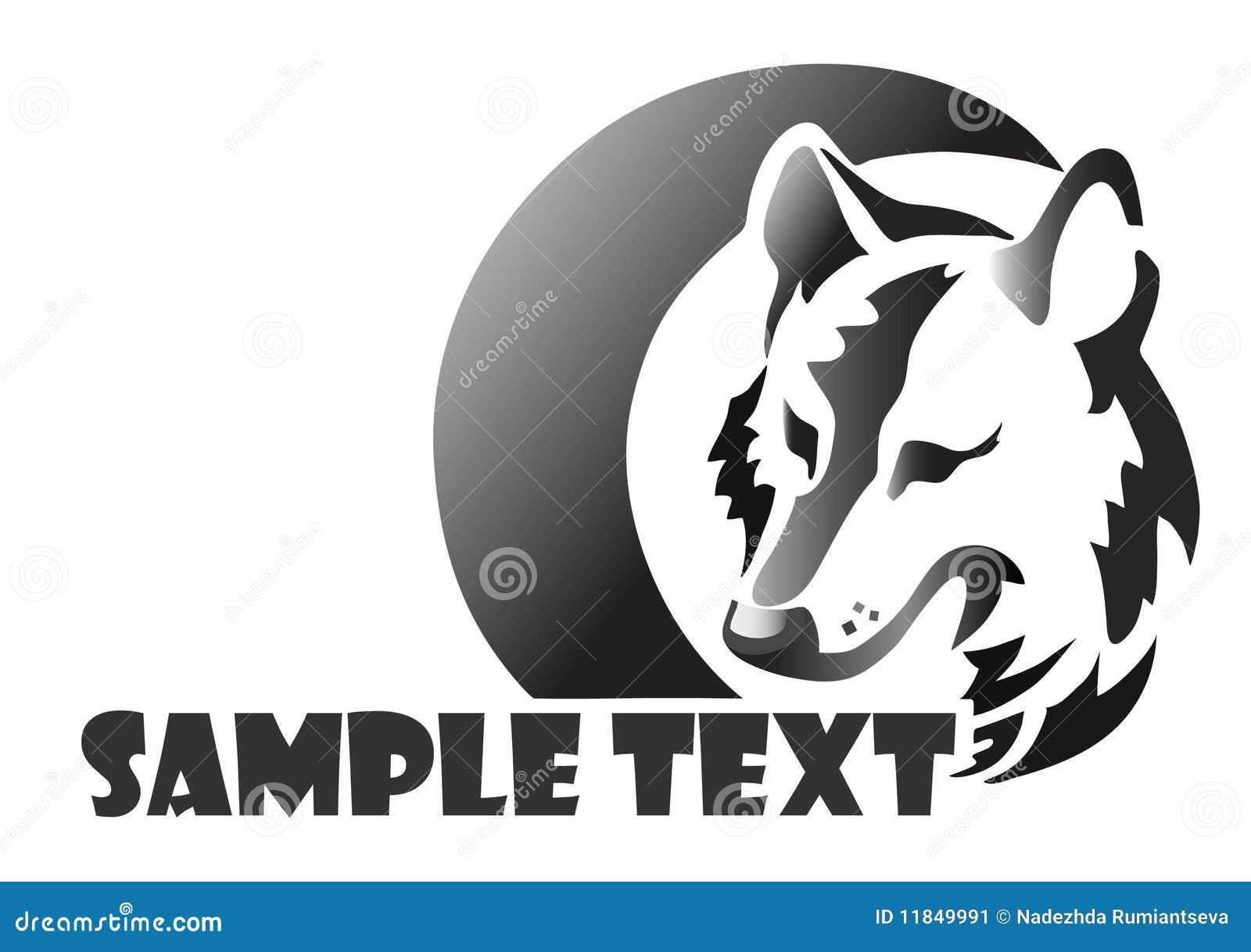 De wolf van Logotype