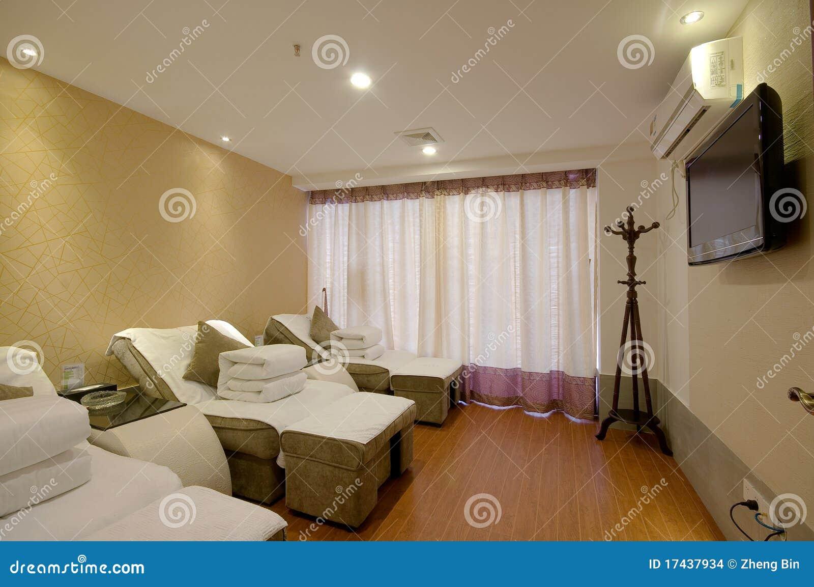 De woonkamers van de massage stock afbeeldingen   afbeelding: 17437934