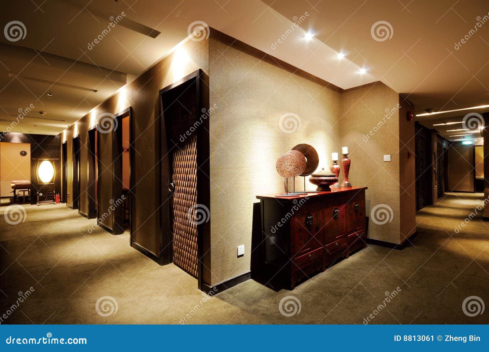 De woonkamers van de massage stock afbeelding   afbeelding: 8813061