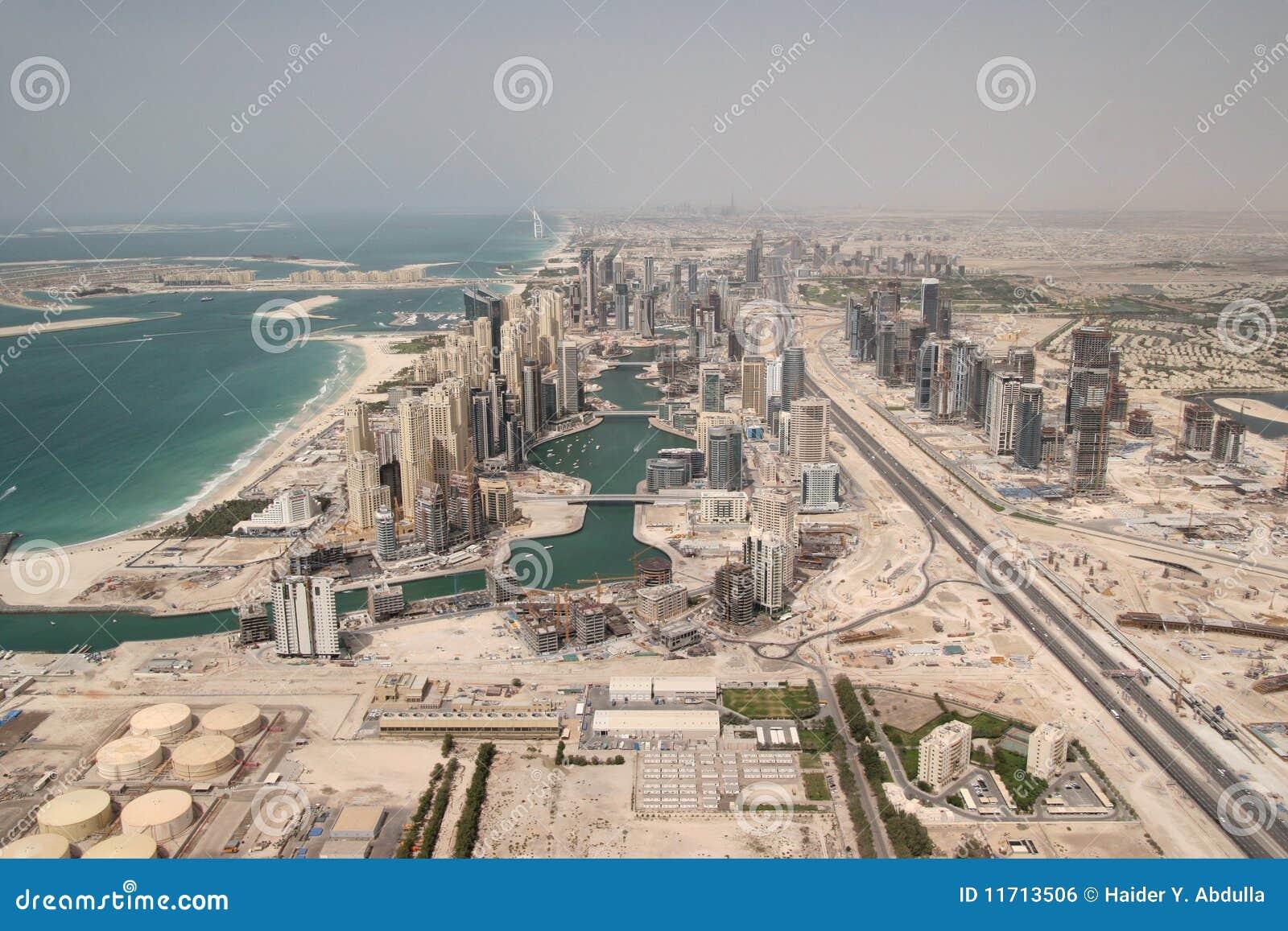 De Woonplaats van het Strand van Jumeirah