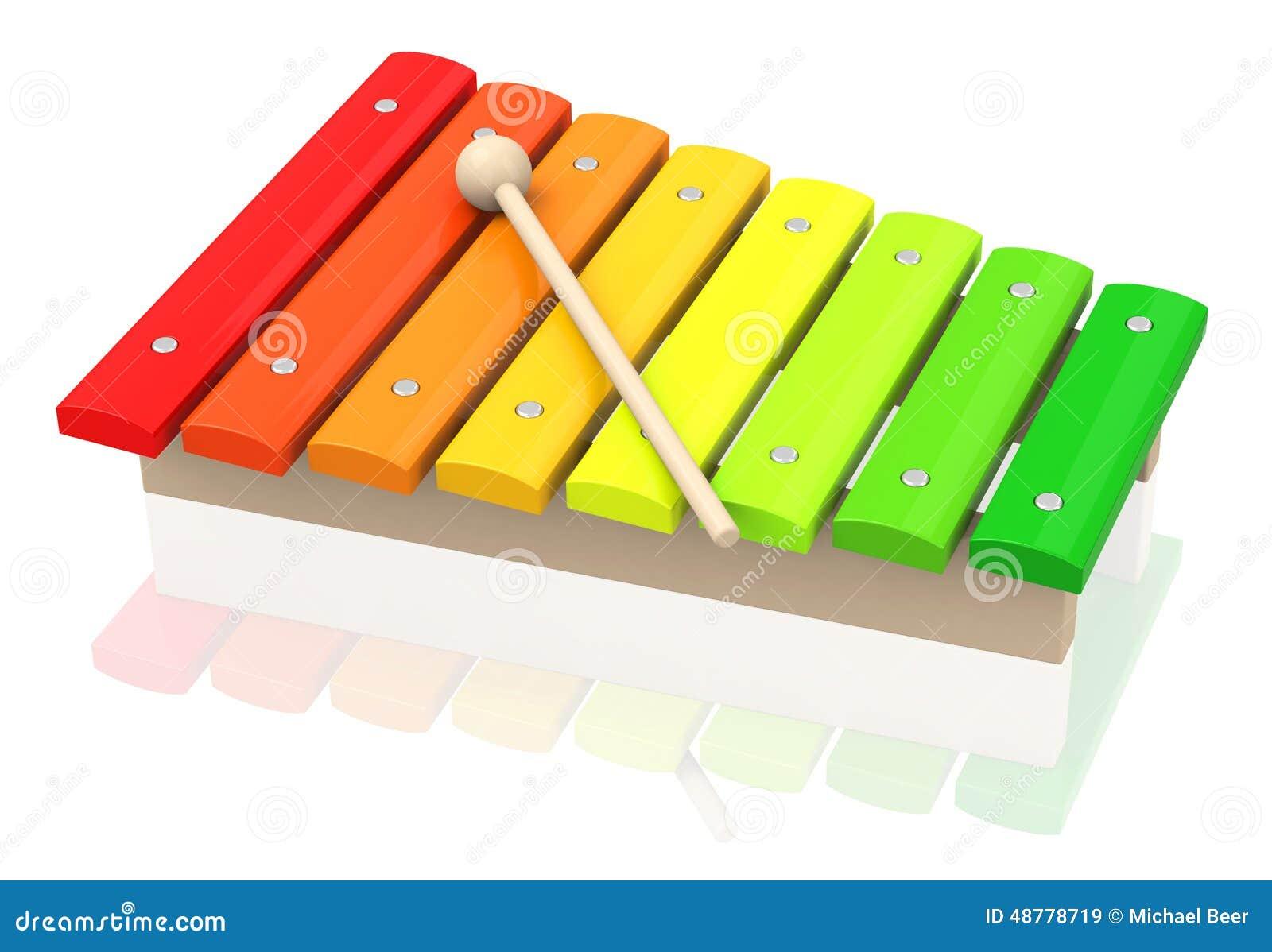 De xylofoon