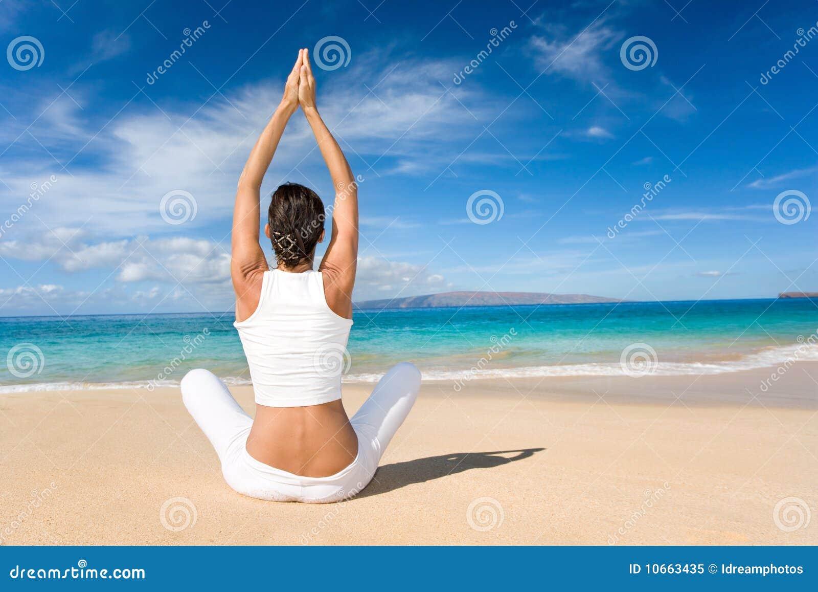De yoga van Lotus