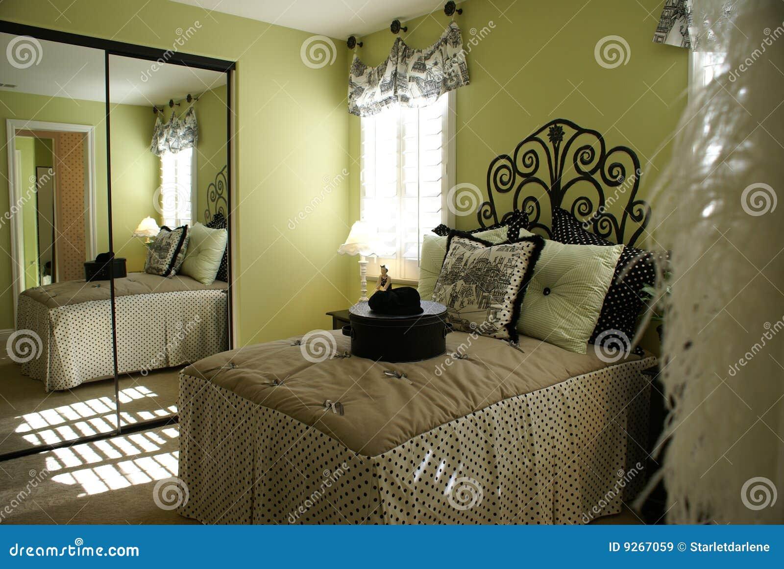 De Zaal het Frans van het bed