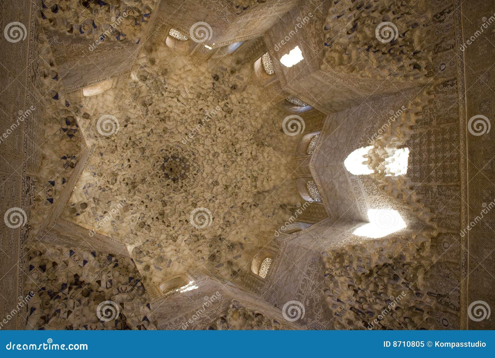 De zaal van abencerrajes royalty vrije stock foto beeld 8710805 - Versiering van de zaal van het tienermeisje van ...