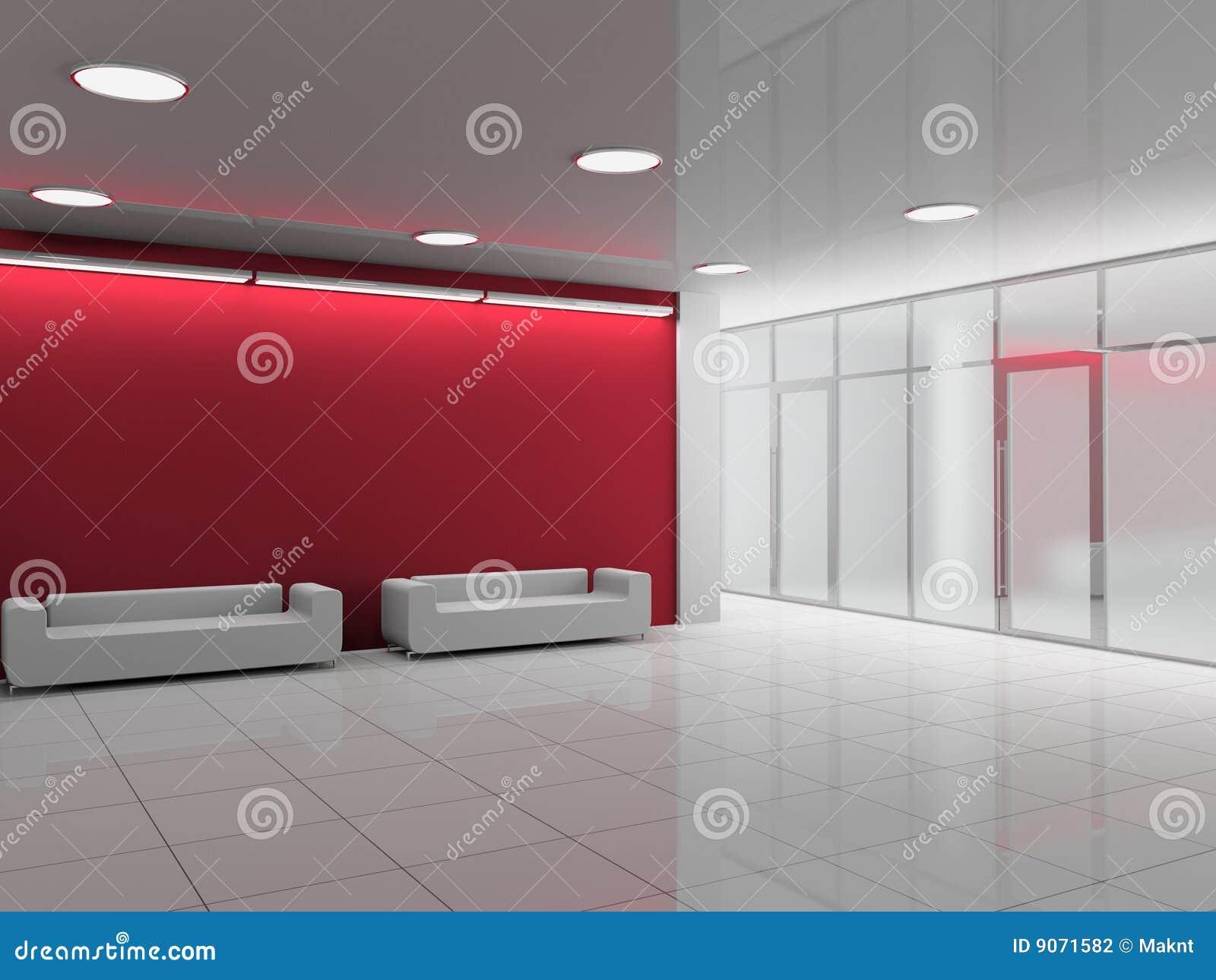 De zaal van het bureau stock fotografie afbeelding 9071582 - Versiering van de zaal van het tienermeisje van ...