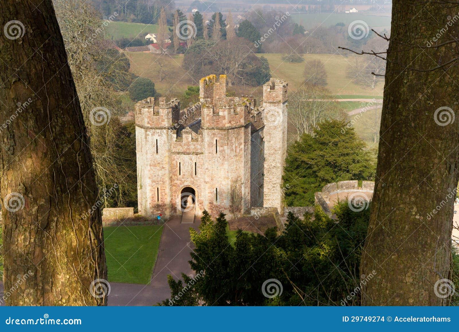De zaal somerset engeland van de huurders van het kasteel van dunster stock afbeeldingen - Versiering van de zaal van het tienermeisje van ...