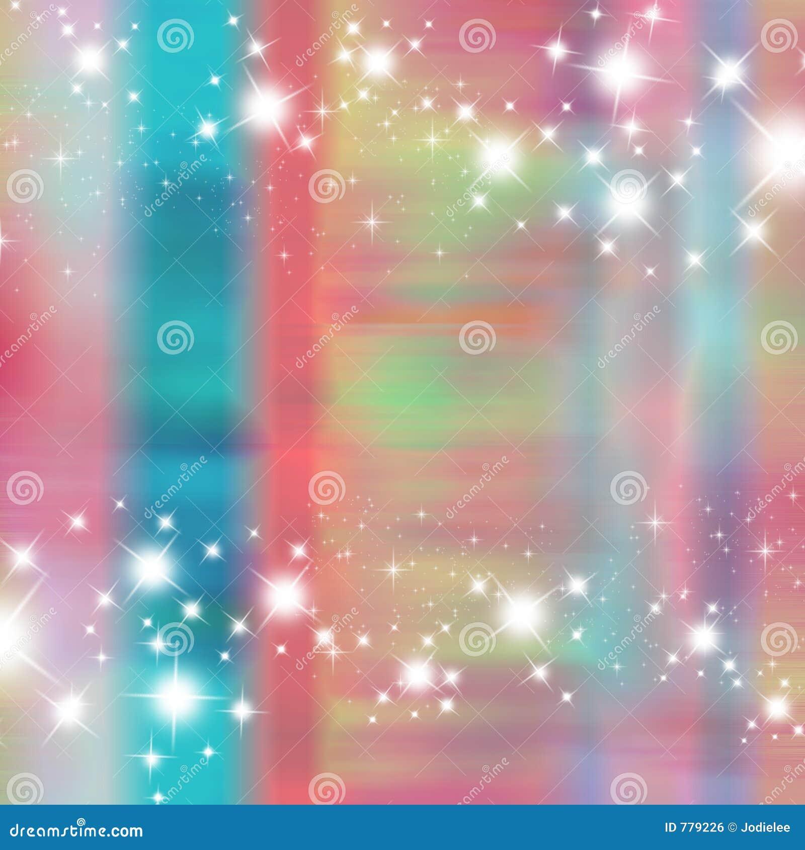 De zachte achtergrond van de de kleuren grungy prinses van het fonkelingswater