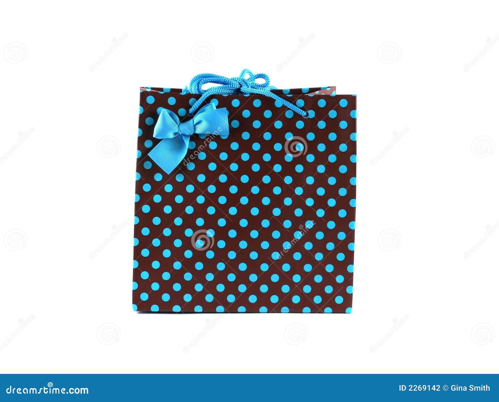 De zak van de gift
